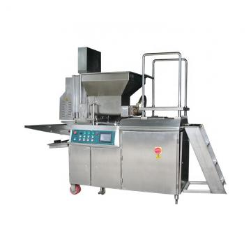 Automatic Paper Hamburger Pizza Box Machine with 180PCS/Min