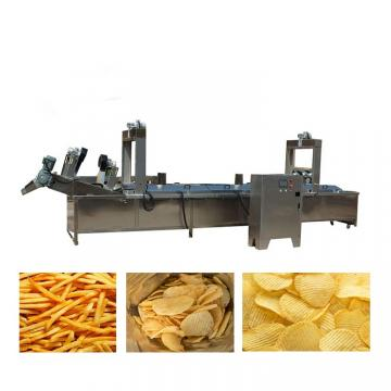 China Supplier Full Automatic Potato Chip Machine Potato Chips Making Machine Price