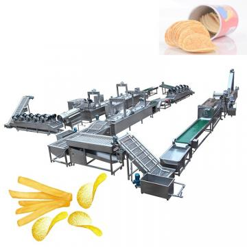 China Suppliers Pringles Potato Chips Production Line /Making Machine