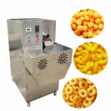 Fried Nik Naks Kurkure Cheetos Snacks Making Extruder Machine