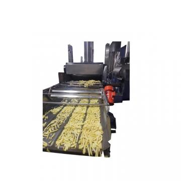 Frozen French Fries Potato Chips Production Line Food Equipment