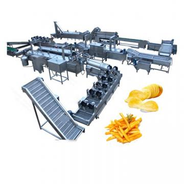 Hot Sale Fried French Fries Making Equipment