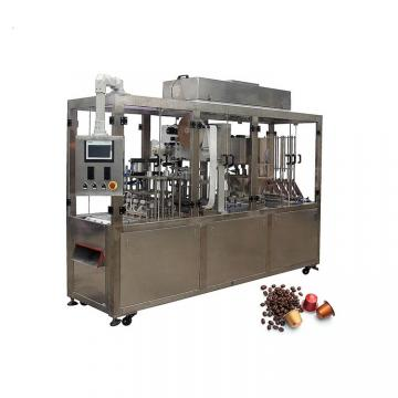 Coffee Capsule/Pod/Cup/K-Cup Filling and Sealing Packing Machine
