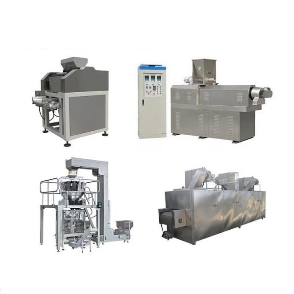 Multifunctional Extruder Corn Maize Flakes Breakfast Cereals Machine/Cornflakes Making Machine Production Line / Nutritional Corn Flakes Making Machine #1 image