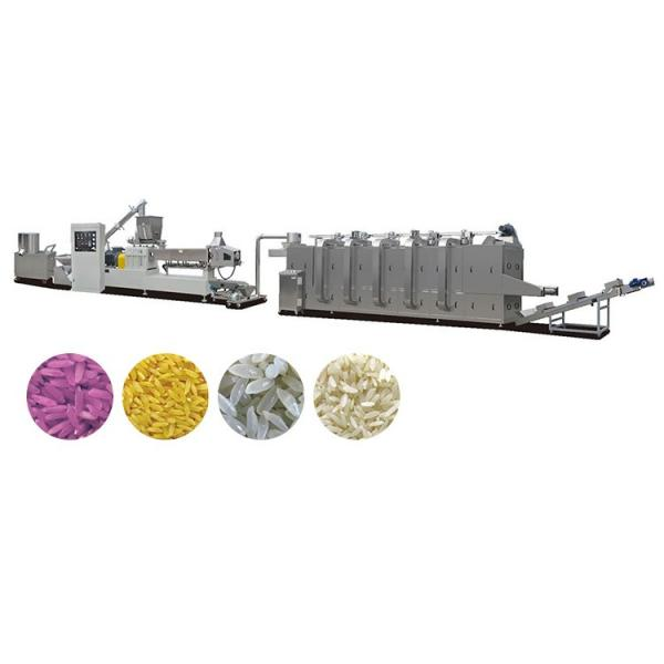 Industrial Automatic Artificial Rice Production Line #1 image