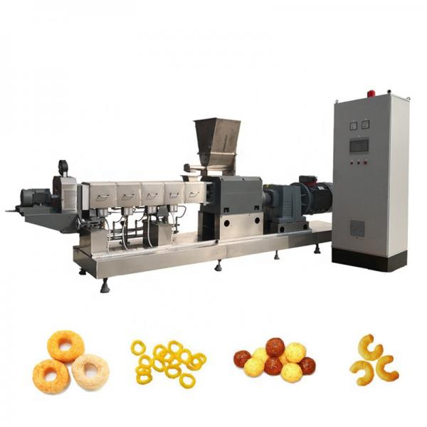Chocolate/Coffee Beans/Potato Chips/Candy/Snacks/Food Automatic Multifunction Packaging Machine #1 image